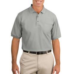 Silk Touch™ Polo with Pocket Thumbnail