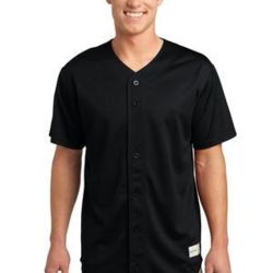 PosiCharge ® Tough Mesh Full Button Jersey Thumbnail