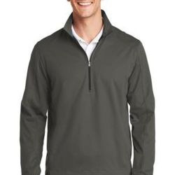 Active 1/2 Zip Soft Shell Jacket Thumbnail