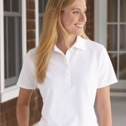 Women's X-Temp Piqué Sport Shirt with Fresh IQ Thumbnail
