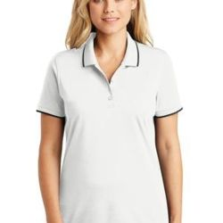 Ladies Dry Zone ® UV Micro Mesh Tipped Polo Thumbnail