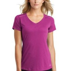 Endurance Ladies Peak V Neck Tee Thumbnail