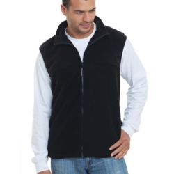 USA-Made Full-Zip Fleece Vest Thumbnail