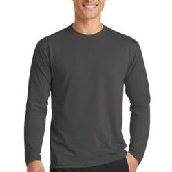 Long Sleeve Performance Blend Tee Thumbnail