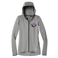 Endurance Ladies Stealth Full Zip Jacket Thumbnail